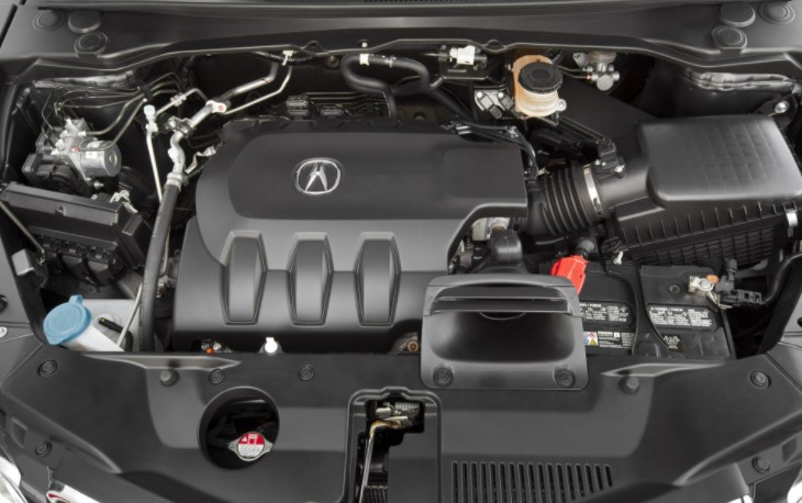2021 Acura CDX Engine