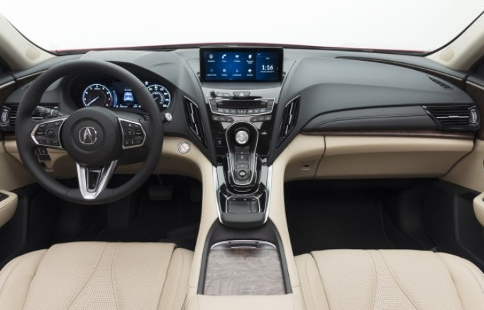 2021 Acura MDX Type S Interior