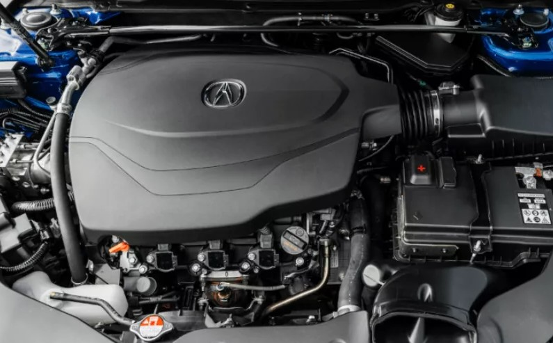 2021 Acura TLX Engine