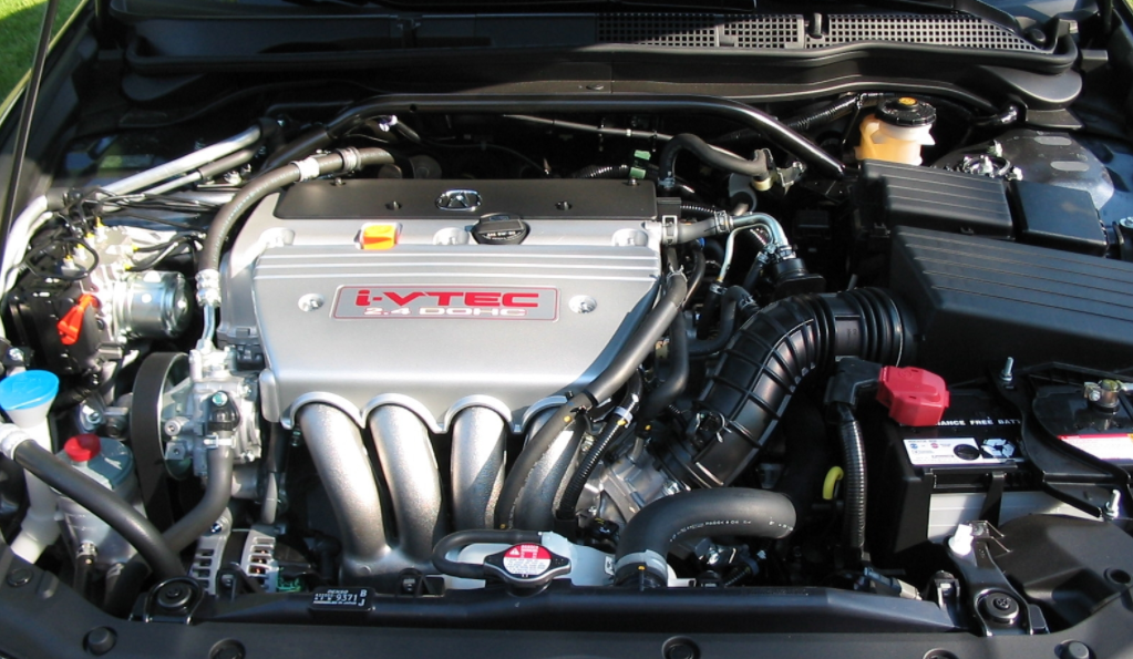 2022 Acura TSX Engine