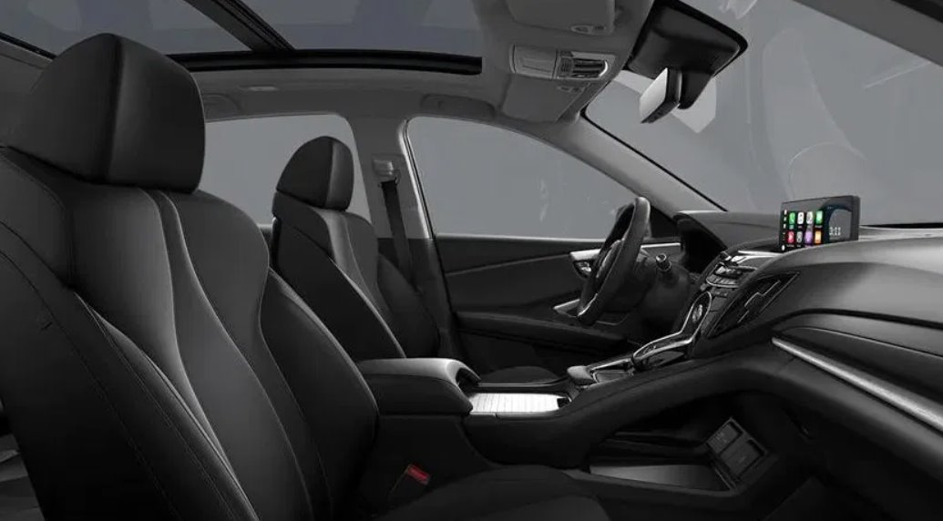 New 2023 Acura CDX Interior
