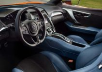 New 2023 Acura NSX Interior