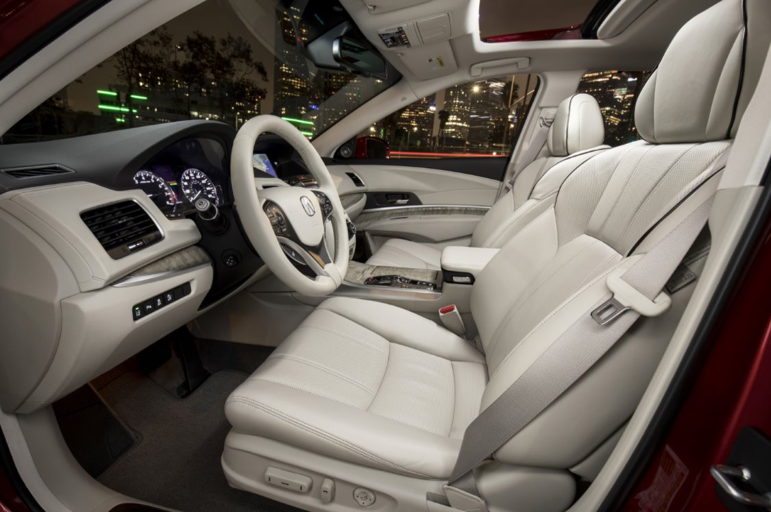 New 2023 Acura RLX Interior