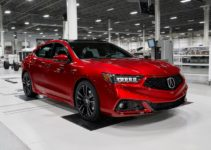 New 2023 Acura TLX Exterior