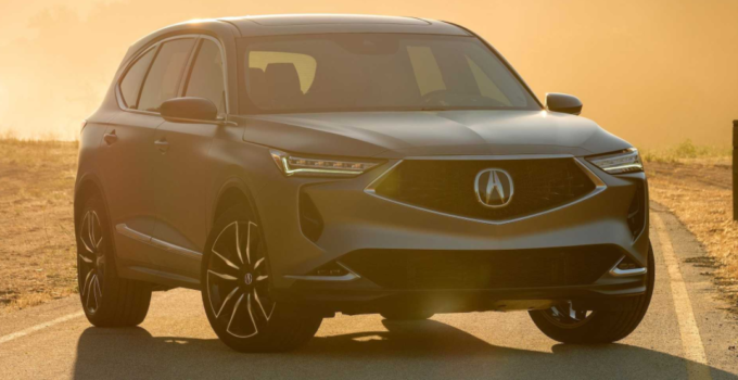 New Acura MDX 2022 Changes, Redesign, For Sale