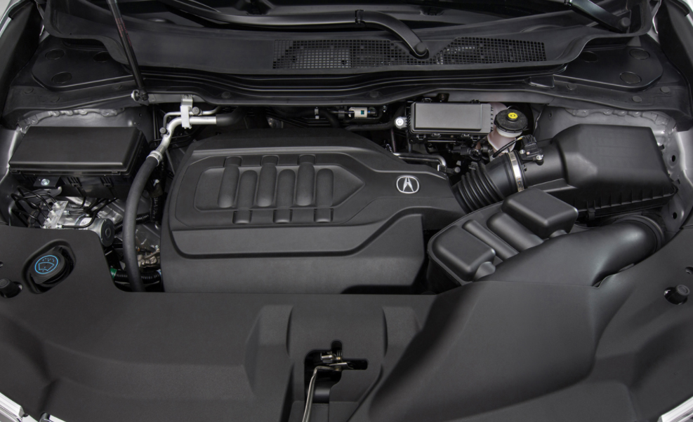 2022 Acura Mdx Engine