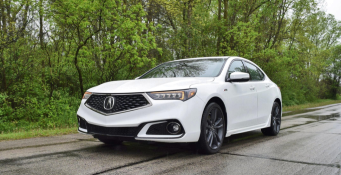 2022 Acura Tlx Exterior