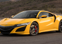 2022 Acura NSX Type R, Engine, Release Date