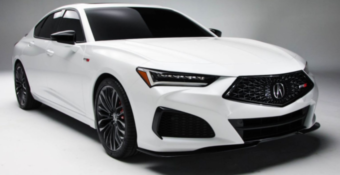 2022 Acura TLX Release Date, Changes, Review