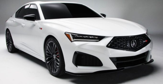 2022 Acura Tlx Type S Release Date, Price, Changes
