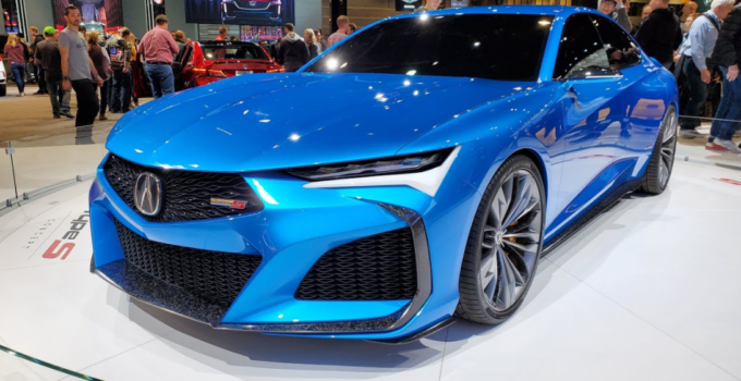 2022 Acura Tlx Type S Horsepower, Changes, Price